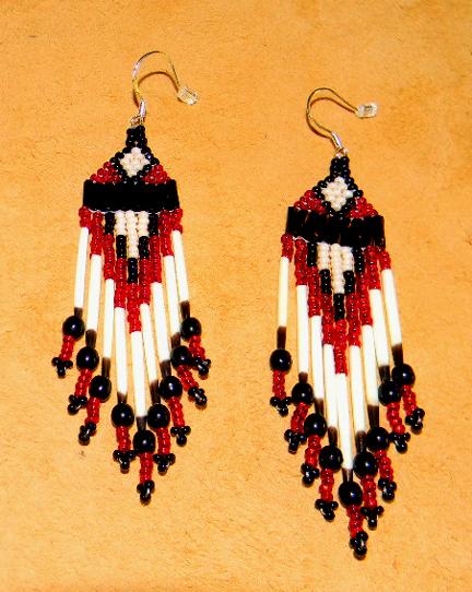 Native American Beadwork Moccasins Pipebags Medicine Bags