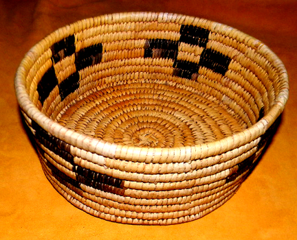 Native american baskets for sale for Native crafts for sale