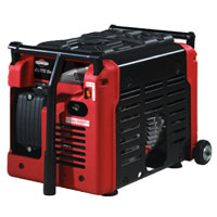 Photo of Backup Power Generator.