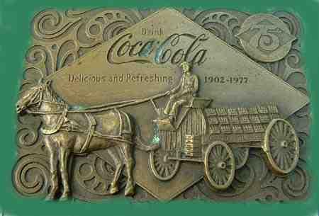 Vintage Belt Buckles For Sale Vintage Coke Belt Buckles