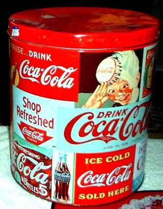 Vintage Coca Cola Disney Collectibles