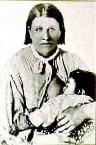 Photo of Cynthia Ann Parker