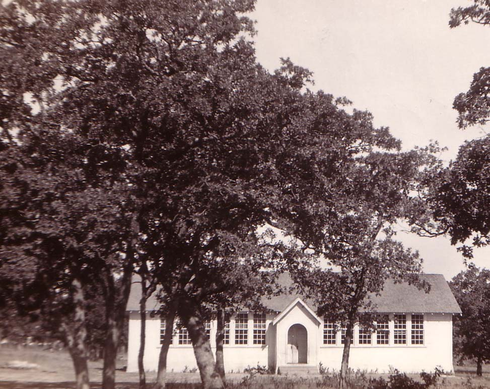 Photo of Hamilton Chappel School built in 1877