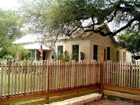 Photo of Early Day Leander area home on Bagdad Road