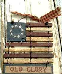 Photo of Patriotic Theme country crafts from Country Crafts and Antiques